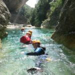 canyoning rivière