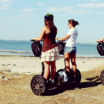 mobilboard-carnac groupe femme gyropode