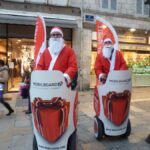 mobilboard la rochelle noel street marketing