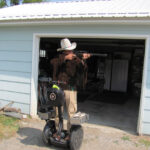 gyropode Segway Travellers wow