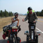 gyropode Segway Travellers aventure