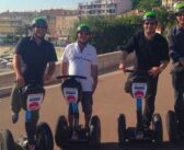 Do you need good balance to ride a Segway PT?