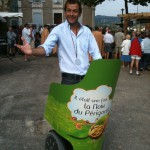 Laurent Mariotte TF1 cuisine gyropode Segway