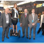 Laury Thilleman Miss France SEGWAY