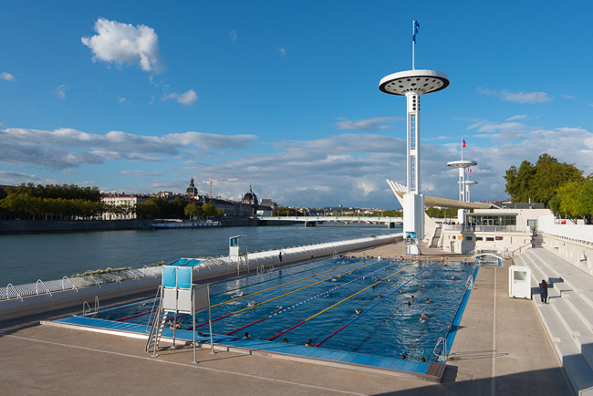 Que faire lyon le weekend 5 id es d 39 activit s for Piscine quai du rhone