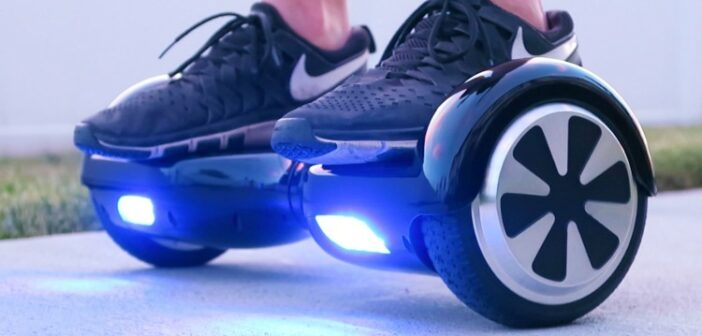 engin de loisir original : hoverboard