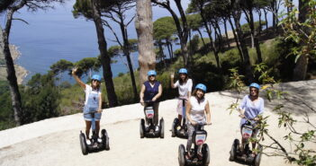 Girls' day out on Segway PTs: 3 reasons to reserve right away