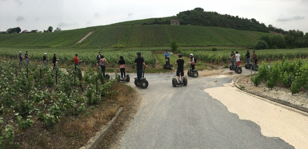 Activite Team Building - region Champagne