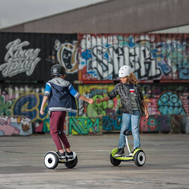 Segway MiniLITE super fun et accesible