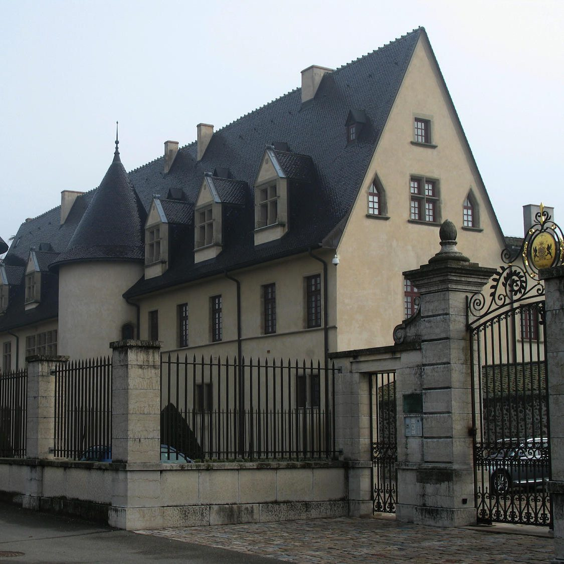 vienne : chateau ampui