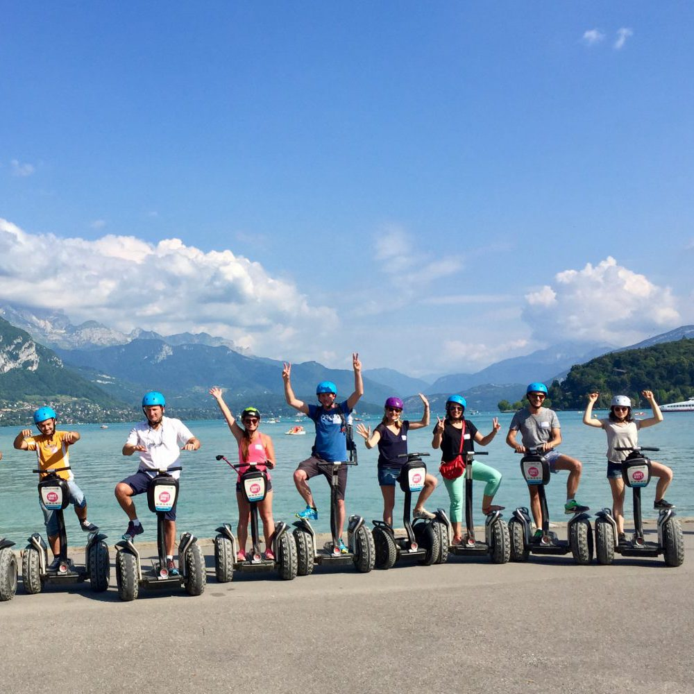 Team building Annecy