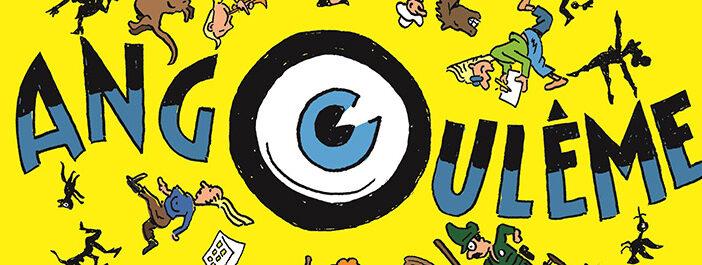 Affiche Festival de la BD d'Angoulême