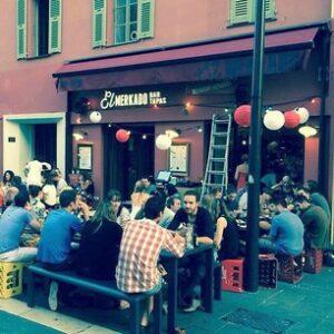 Bar le El Merkado Nice