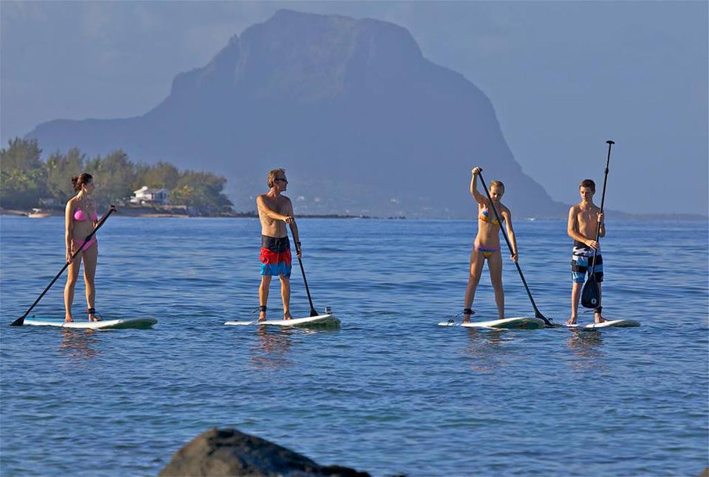 Découverte du stand up paddle