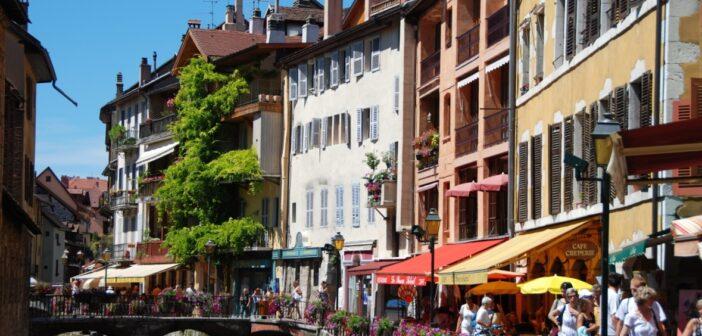Annecy ou la petite Venise