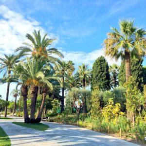 Découvrir et visiter la Coulée Verte de Nice