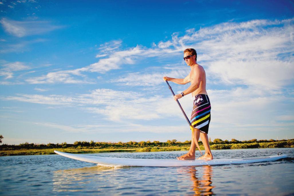 Le stand up paddle : une activité originale