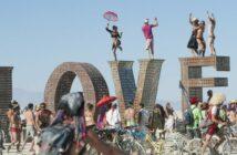 Burning man : Un festival à découvrir