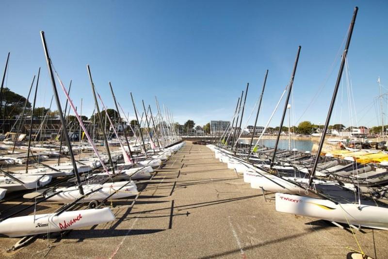 Carnac Yacht club Morbihan