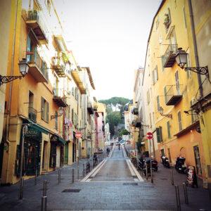 Visiter les ruelles du Vieux-Nice