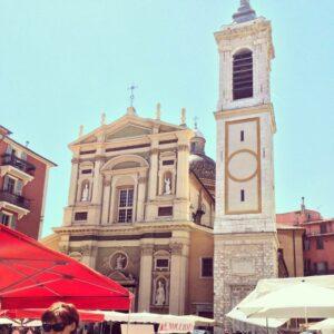 Eglise Sainte Reparate à Nice