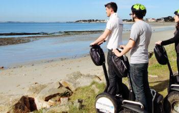 Tester le Segway sur les plages de Carnac