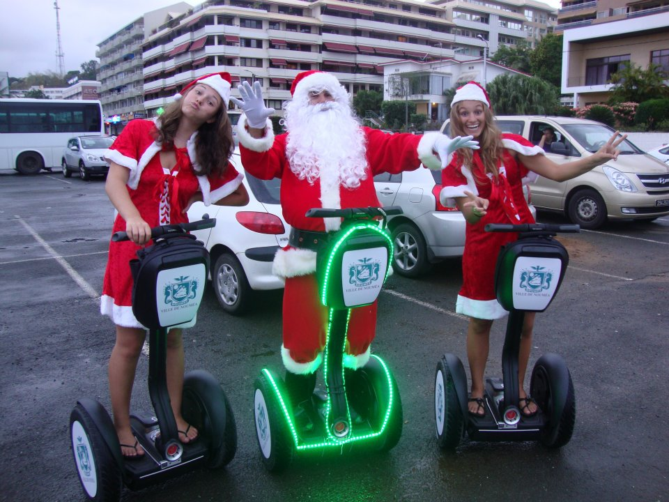 Joyeux Noël avec l'agence Mobilboard Nouméa