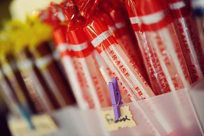 Bonbons : niniches Carnac