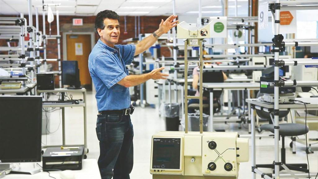 Dean Kamen et ses inventions