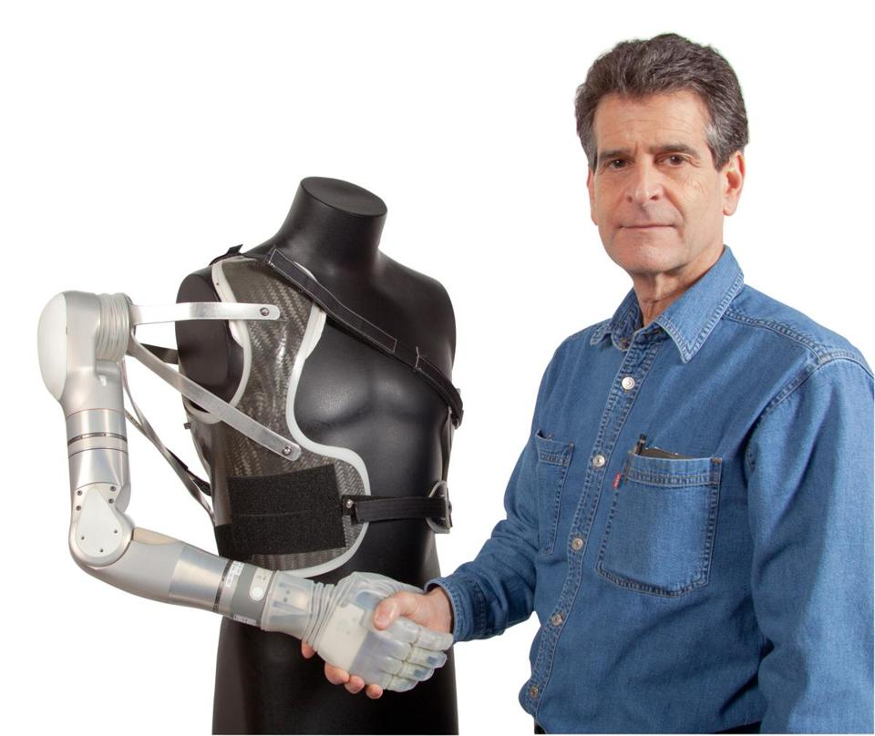 Invention : Dean Kamen DEKA arm