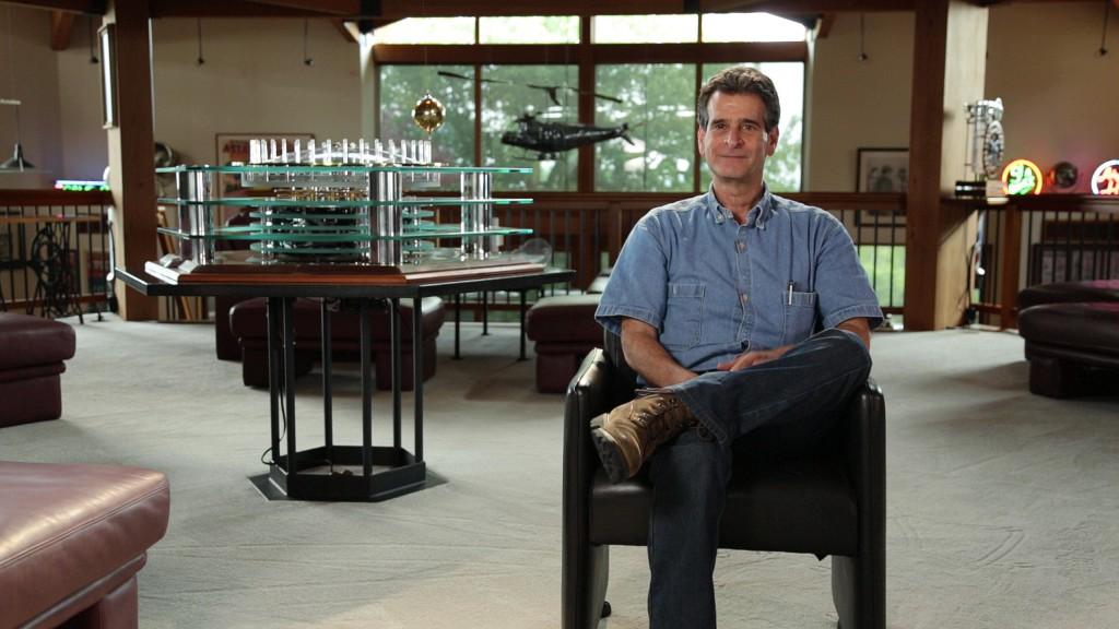 Dean Kamen, l'inventeur du Segway