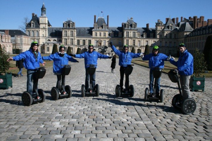incentive Segway Fontainebleau