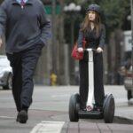 Idéal pour se déplacer en ville : gyropode Segway