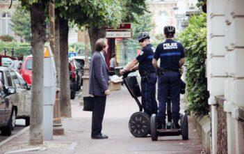 sécurité : Ronde de Police à Segway