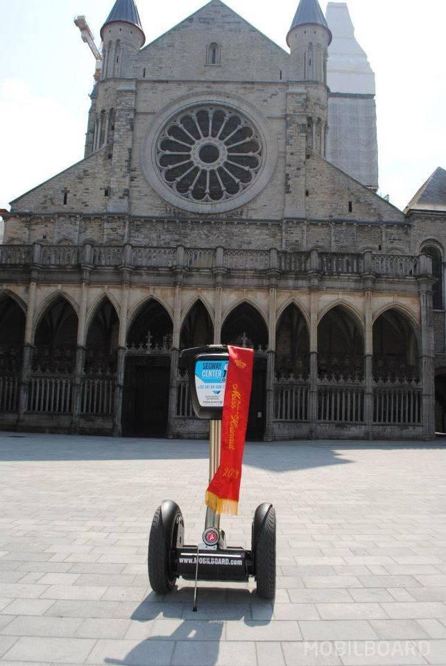 gyropode Segway Mobilboard Belgique