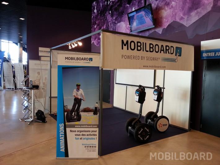 Événementiel Mobilboard Montpellier