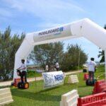 Incentive course à Segway avec Mobilboard et Nestlé