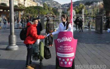Lancement de produit Mobilboard Nice