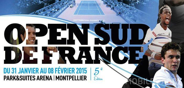 Événementiel Montpellier tennis