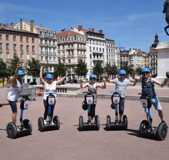 L'incontournable visite de la place Bellecour