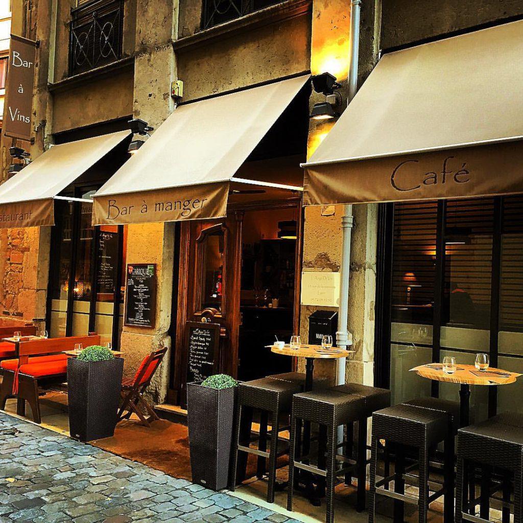Un des meilleurs bars à vin de Lyon : rendez-vous à l'Ange di Vin
