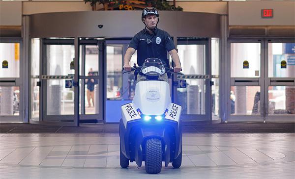La Police à Segway