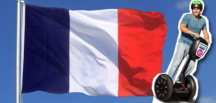 circulation du gyropode en France