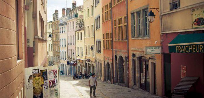 Les Pentes de la Croix-Rousse, autre visite incontournables de Lyon !