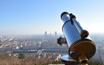 Point de vue sur Lyon
