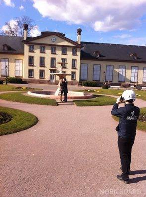 Demande mariage gyropode Segway Strasbourg