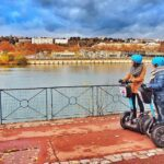 Se balader sur les rives de Lyon