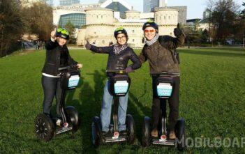 Balade en gyropode avec Mobilboard Luxembourg