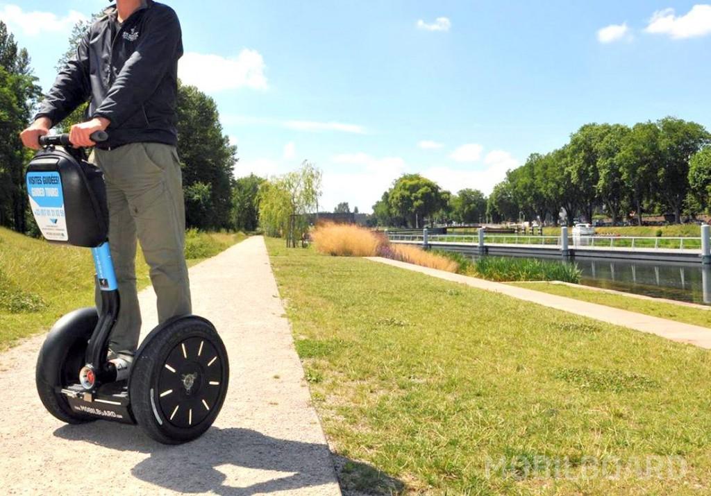 Parc du Heyritz Segway Strasbourg