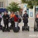 groupe seniors gyropode Segway Poitiers